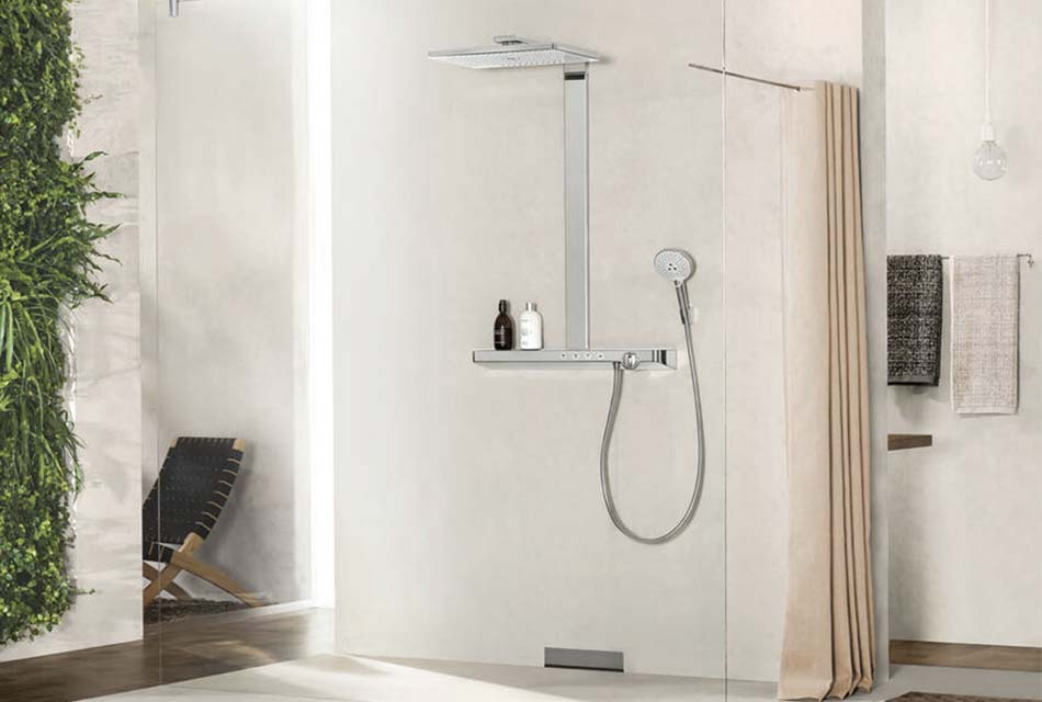 Modern Rainfall Shower