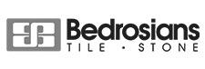 Bedrosians Tile Stone logo