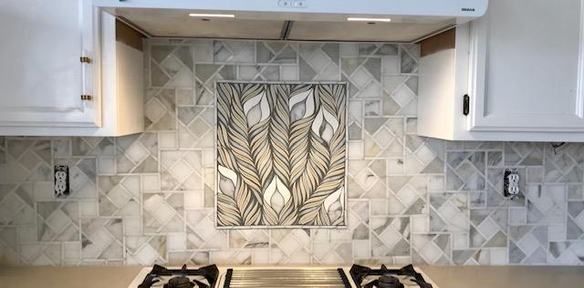 Kitchen Custom Tile
