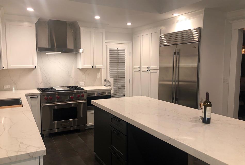 Kitchen Remodel -Market Collection Tile